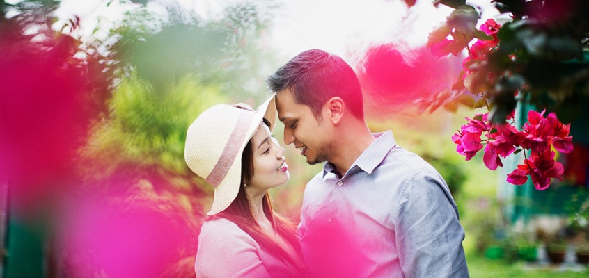 Vela & SuiLing Pore-Wedding photography at Cameron Highland