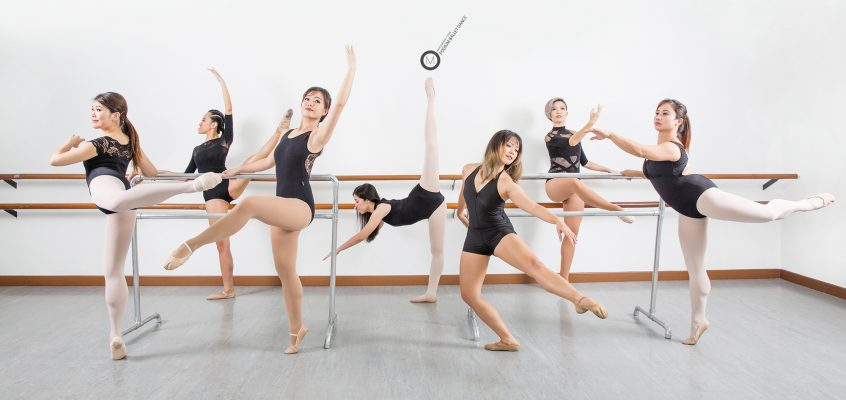 Podium Ballet Dance Photography