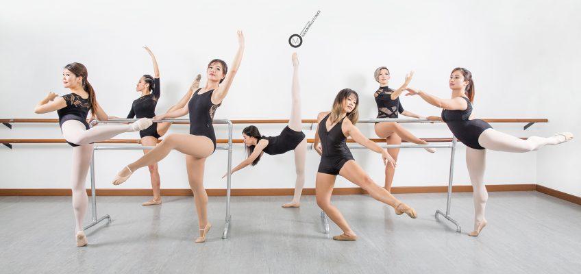 Podium Ballet Dance Photography